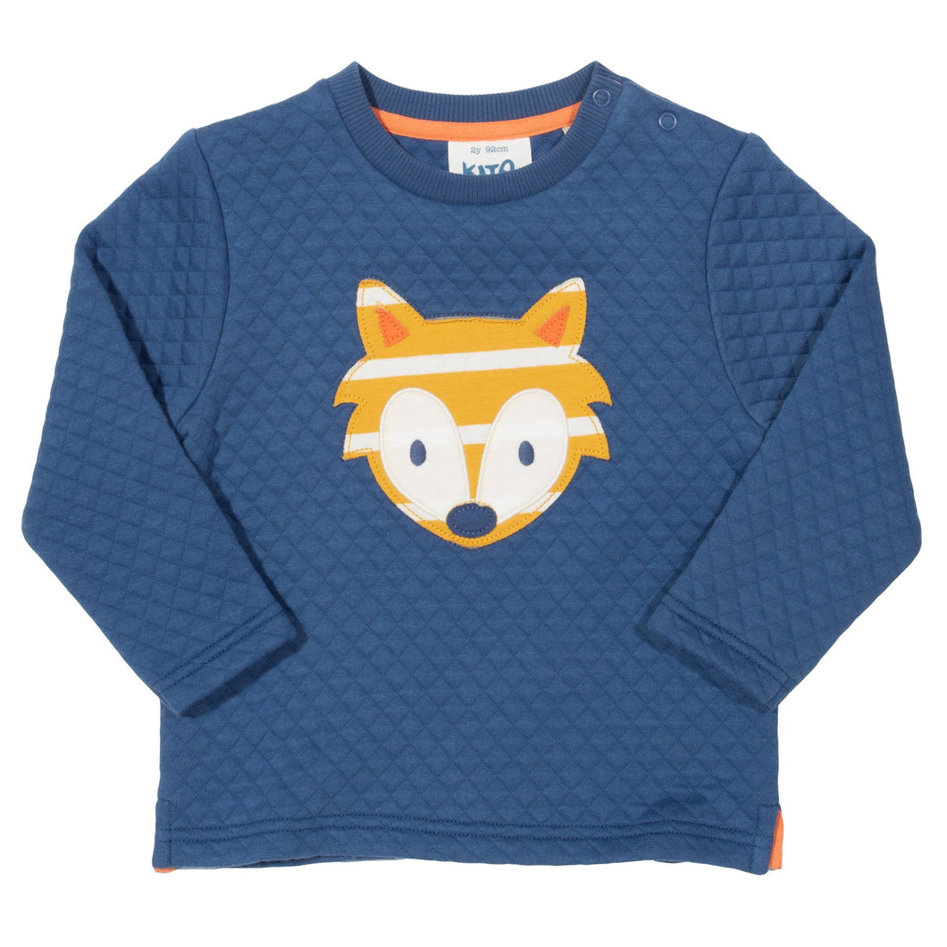 Kite Little Cub Sweatshirt - The Thrifty Stork