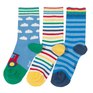 Kite Farm Play Socks