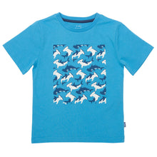 Kite T-Shirt Short Sleeve - Camo Shark