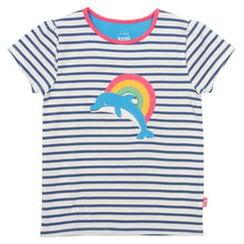 Kite Dolphin Rainbow T-Shirt