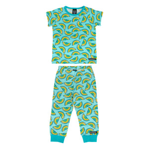 Villervalla T-Shirt & Trousers Set - Rainbow - Lgt Reef