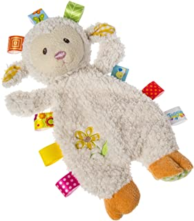Mary Meyer Taggies Sherbet Lamb Lovey Soft Toy