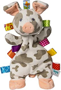 Mary Meyer Taggies Patches Pig Lovey Soft Toy