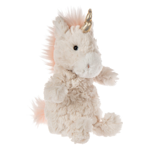 Mary Meyer Unicorn Soft Toy - Blush Putty - Small