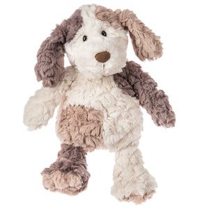 Mary Meyer Pup Cooper Soft Toy - Putty - Small