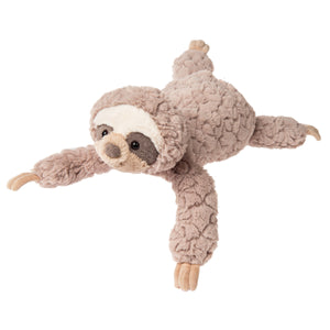 Mary Meyer Sloth Rio Soft Toy - Putty Tan