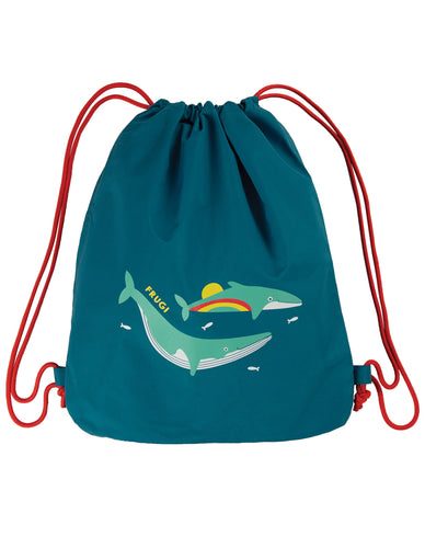 Frugi  Swashbuckler Swim Bag Loch Blue/Whale