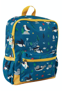 Frugi The National Trust Adventurers Backpack - Puffin