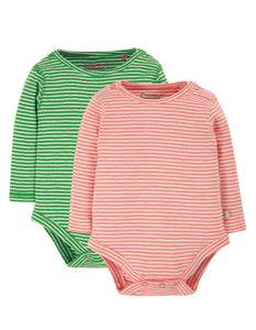 Frugi  Pointelle 2 Pack Body Pointelle Multipack