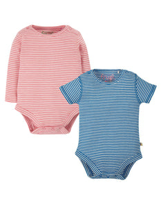 Frugi, Pointelle 2 Pack Body, Pointelle Multipack