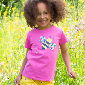 Kite Honey bee t-shirt