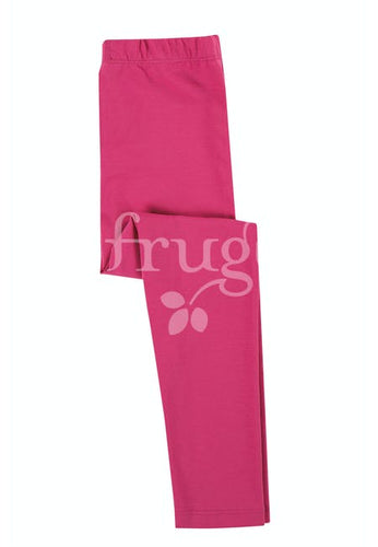 Frugi, Libby Leggings, Rich Pink