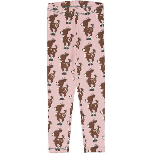 Maxomorra Leggings Fawn