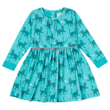 Piccalilly Dress  -  Cats