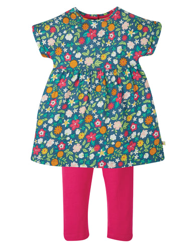 Frugi, Olivia Outfit, Flower Valley