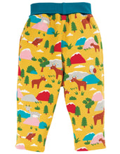 Frugi Rory Reversible Pull Ups - Mountain Side - New Release