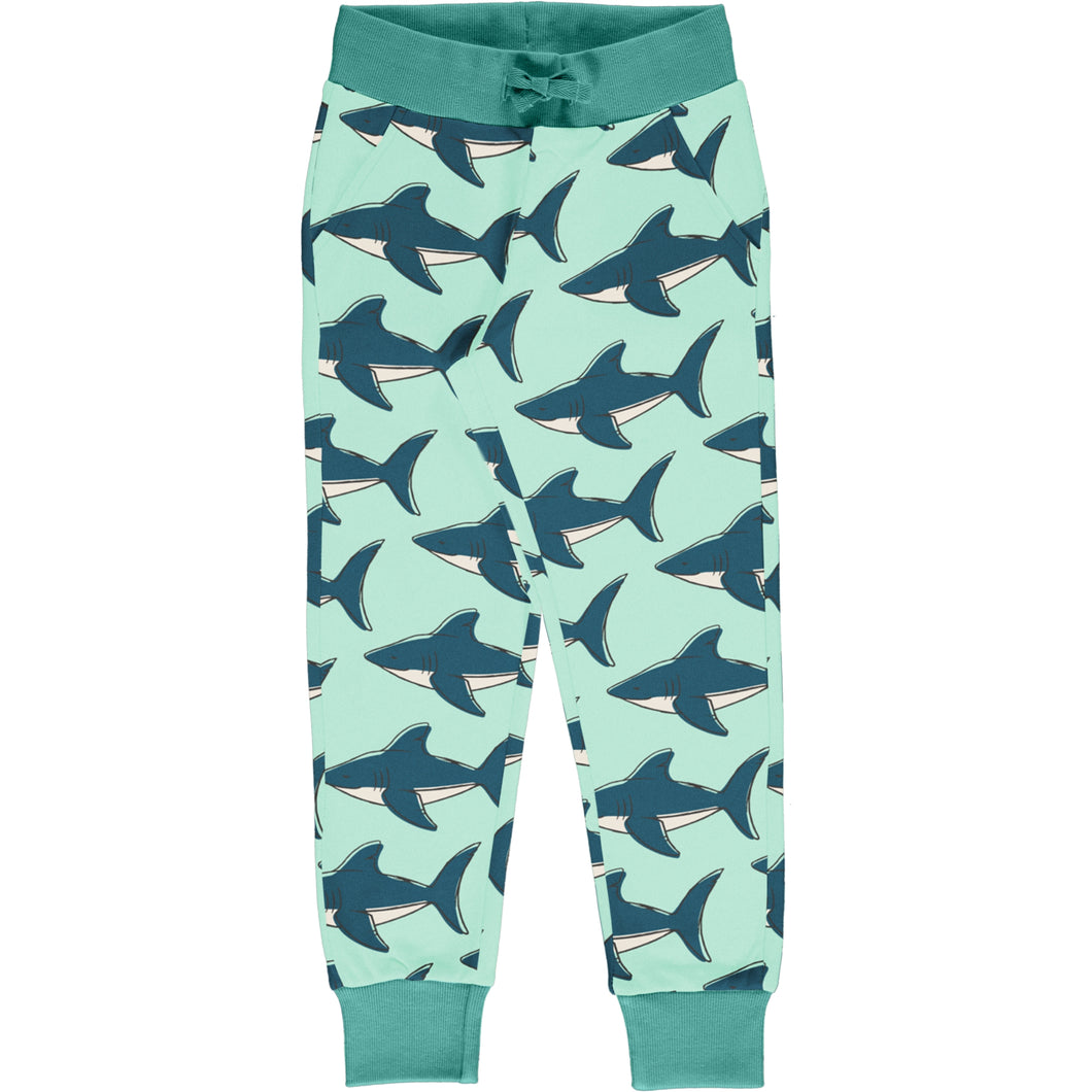 Maxomorra Sweatpants SHARK