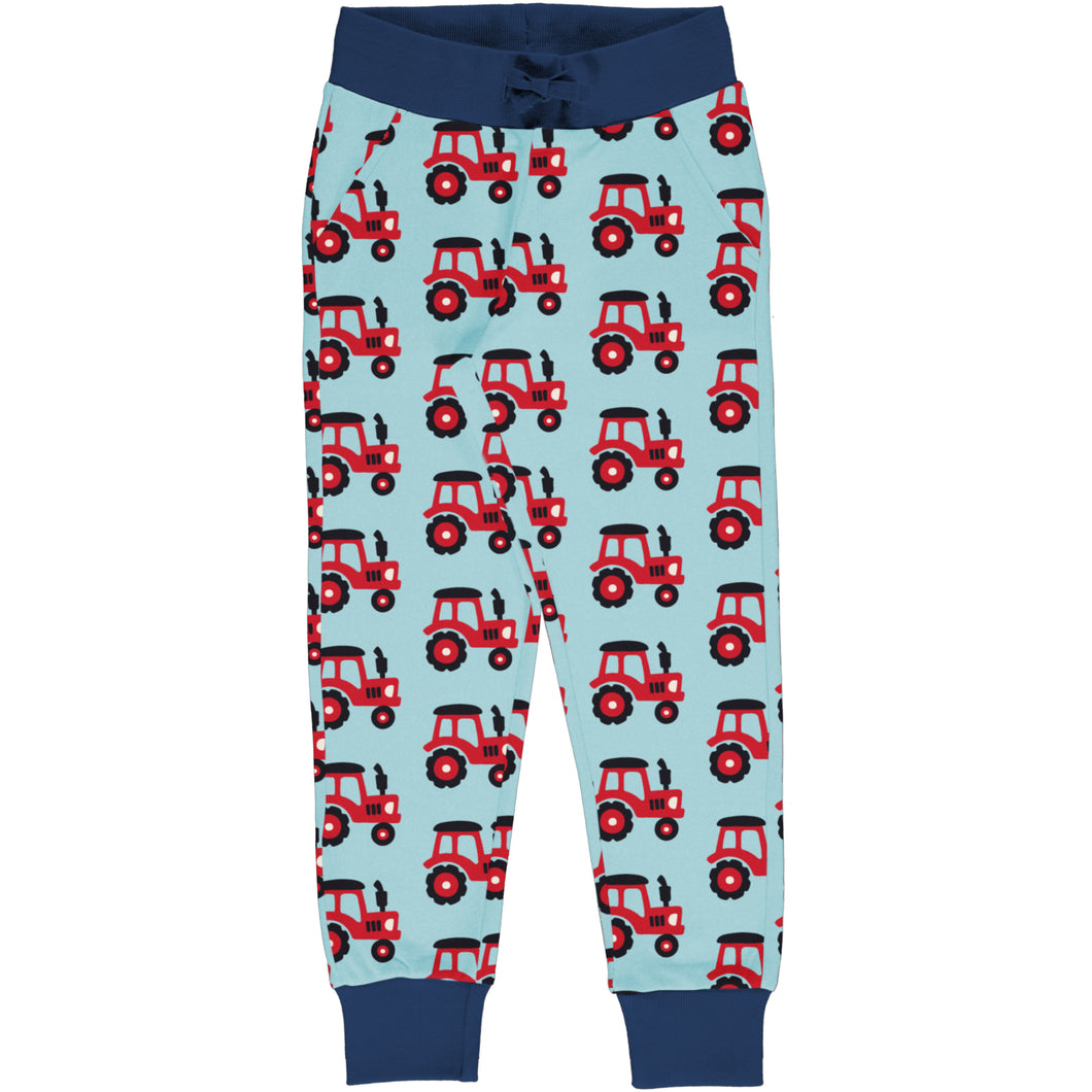 Maxomorra Sweatpants - Tractor