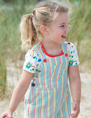 Frugi Alby Top On Your Marks