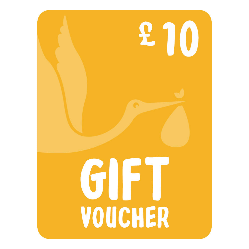 The Thrifty Stork Gift Voucher £10