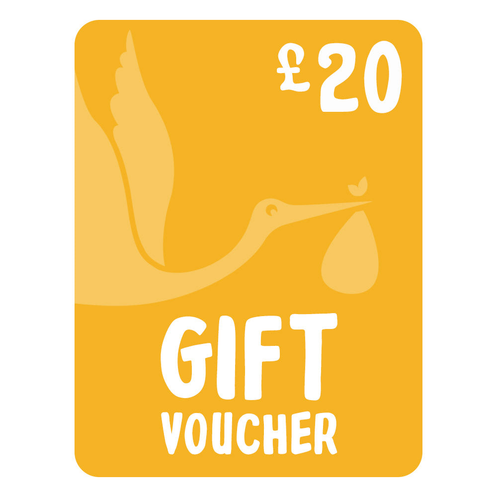 The Thrifty Stork Gift Voucher £20