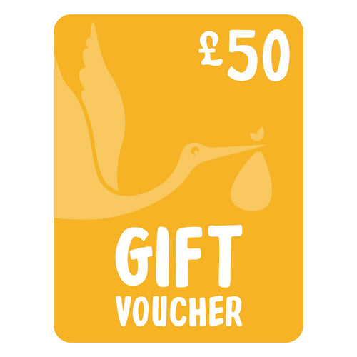 The Thrifty Stork Gift Voucher £50