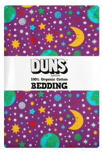 Duns Sweden Bedding - Mother Earth Bright Violet - New Release