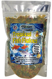 Tropical Fish Flakes - Natural Color Enhancing Diet