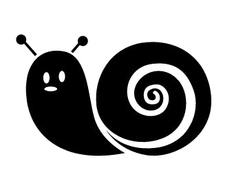 Snail Decal (Small)