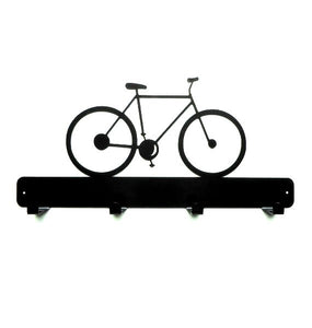 Bicycle Coat Rack - Knob Creek Metal Arts