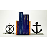 Nautical Bookends - Knob Creek Metal Arts