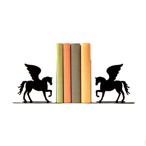 Pegasus Bookends - Knob Creek Metal Arts