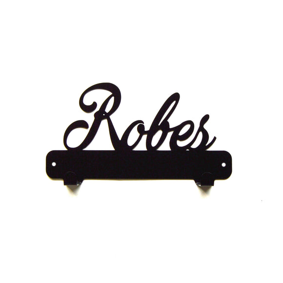 Robes Rack - Knob Creek Metal Arts