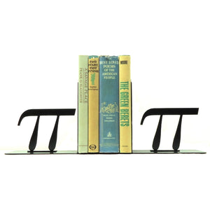 Pi Bookends - Knob Creek Metal Arts