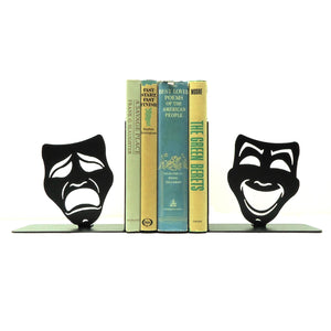 Comedy Tragedy Bookends - Knob Creek Metal Arts