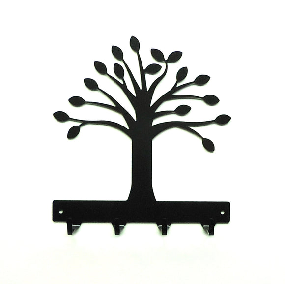 Tree Key Rack - Knob Creek Metal Arts