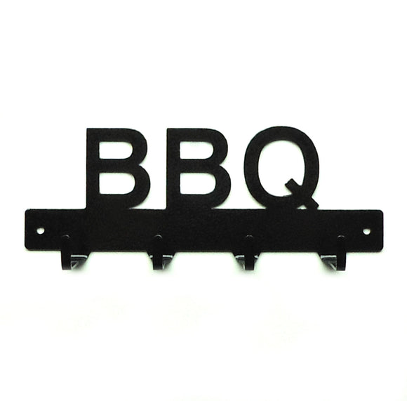 BBQ Grill Utensil Rack - Knob Creek Metal Arts