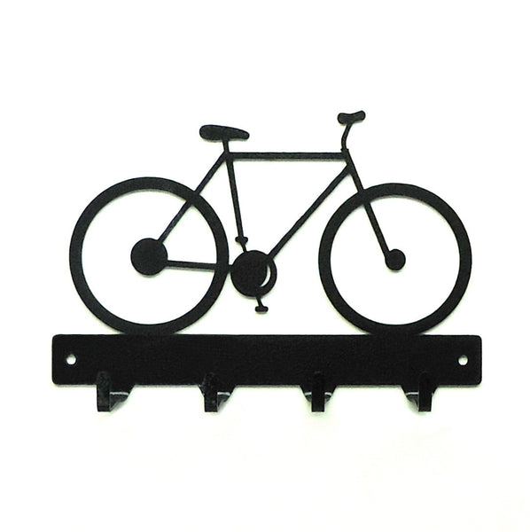 Bicycle Key Rack - Knob Creek Metal Arts
