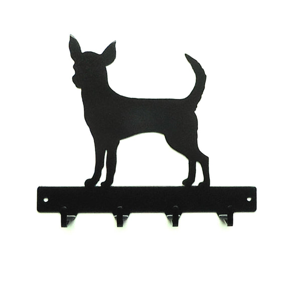 Chihuahua Leash Rack - Knob Creek Metal Arts