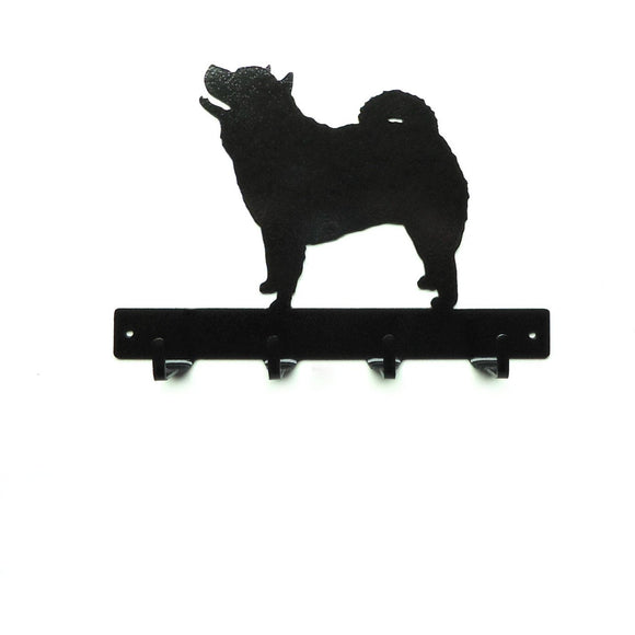 Chow Leash Rack - Knob Creek Metal Arts