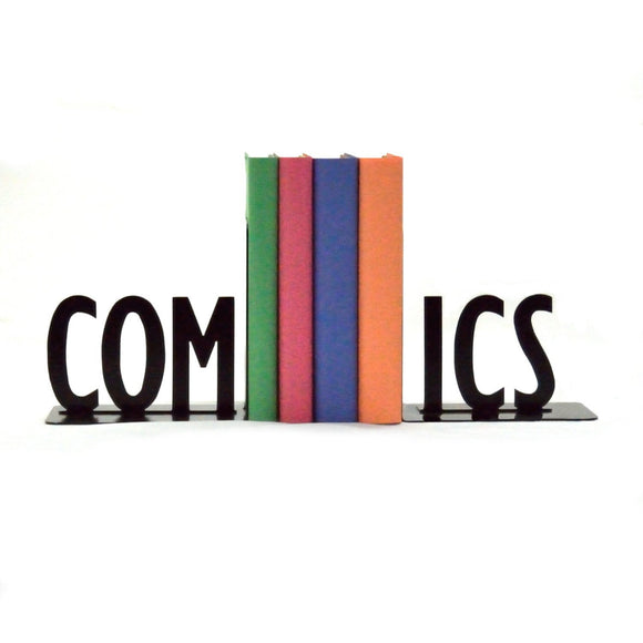 Comics Bookends - Knob Creek Metal Arts