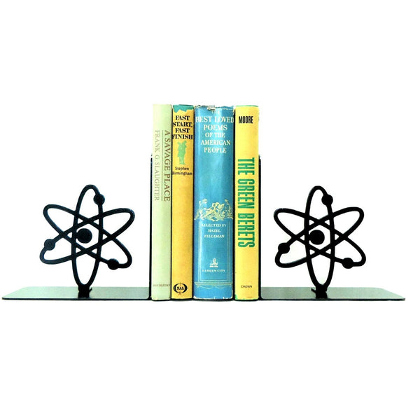 Atomic Bookends - Knob Creek Metal Arts