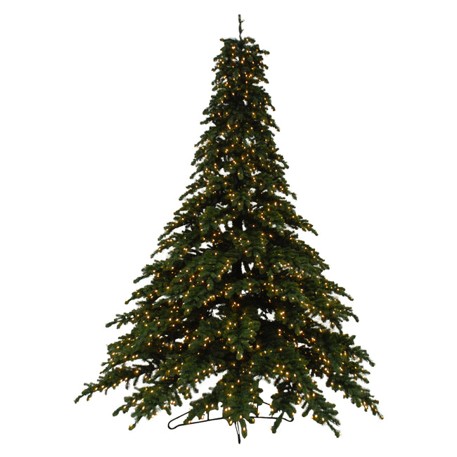 Black Forest Deluxe Pre-Lit Tree