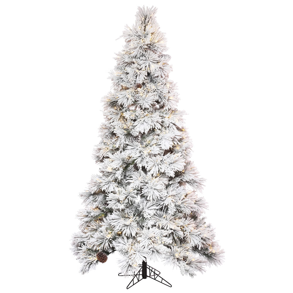 "9' x 59"" Flocked Atka Pine 3mm 1500WW"