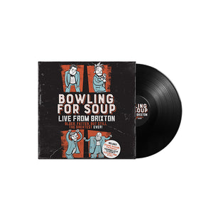 DETD Limited Edition Double Vinyl