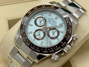 GENTS ROLEX DAYTONA PLATINUM UNWORN UK 2020