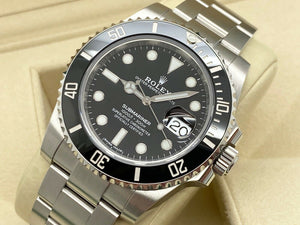 GENTS ROLEX SUBMARINER DATE 40MM STAINLESS STEEL STICKERS UK 2020