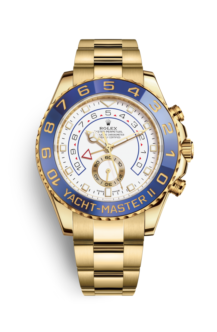 YACHT-MASTER 40 YELLOW GOLD