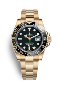 GMT-MASTER II YELLOW GOLD