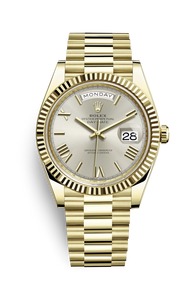 DAY-DATE 40 YELLOW GOLD